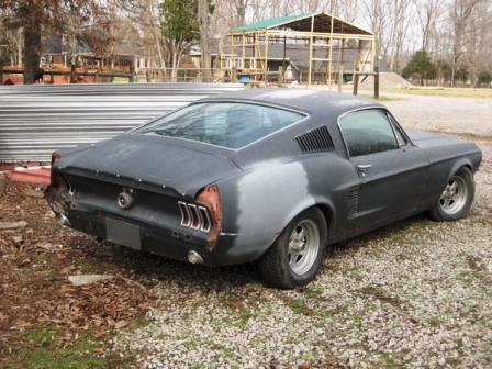 mustang project cars for sale usa,